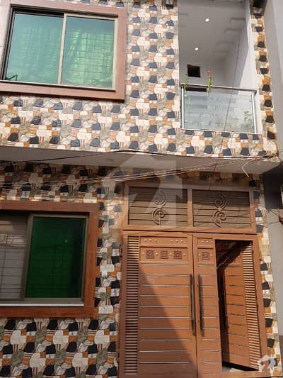 AAROON ASSOCIATES OFFER PAIR OF 3 MARLA HOUSES FOR SALE SHIRAZ VILLAZ ROAD