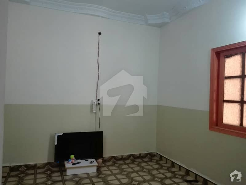 Ground Floor Brand New Flat Is Available For Sale