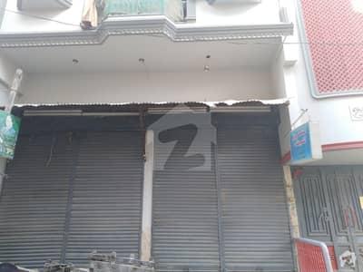 منظور کالونی کراچی میں 4 مرلہ عمارت 1.5 کروڑ میں برائے فروخت۔