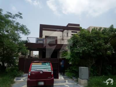 10 Marla House With Full Basement Hall In Dha Phase 5 Near Wateen Chowk