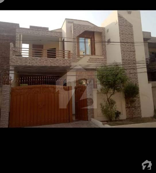 Double Storey House Is Available For Rent In Mid Land Colony