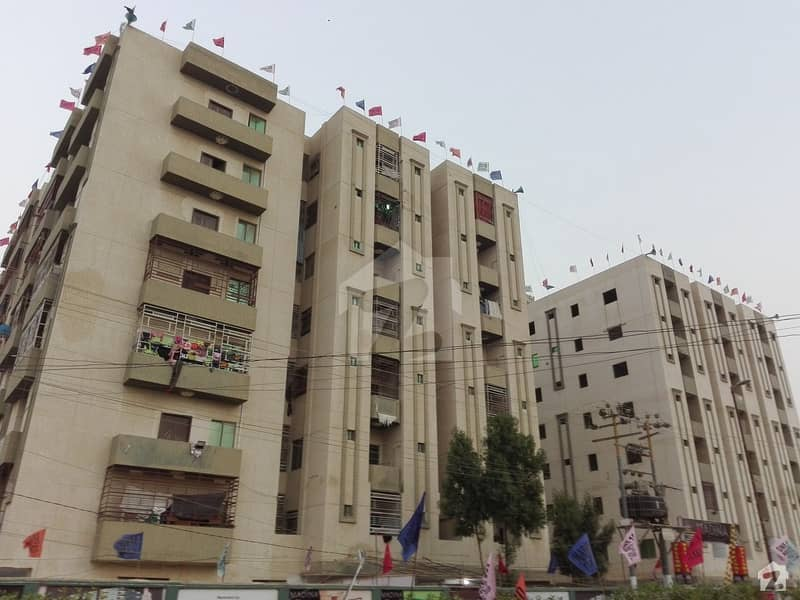 Brand New Flat Is Available For Sale In Surjani Town Near 4k Chowrangi