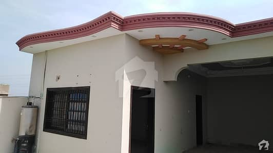 200 Sq Yard Triple Storey Bungalow For Sale