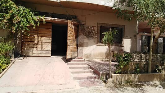 1450 Feet Cottage 2nd Floor For Sale In Block E Latifabad # 6