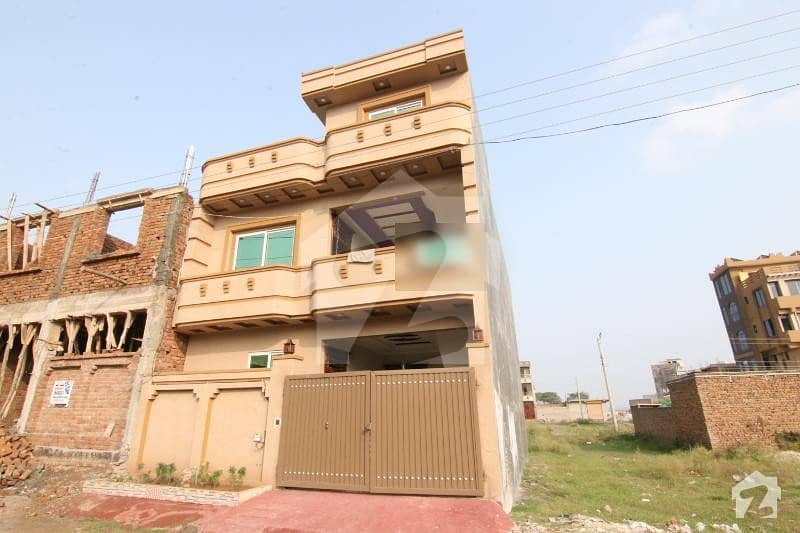 House Is Available For Sale In Ghauri Town Phase 4