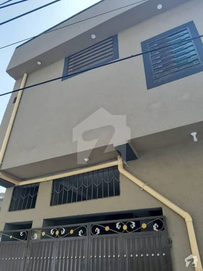 3 Marla House For Sale In People Colony