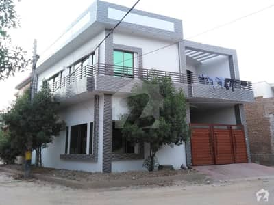 Corner Double Storey House Is Available For Rent