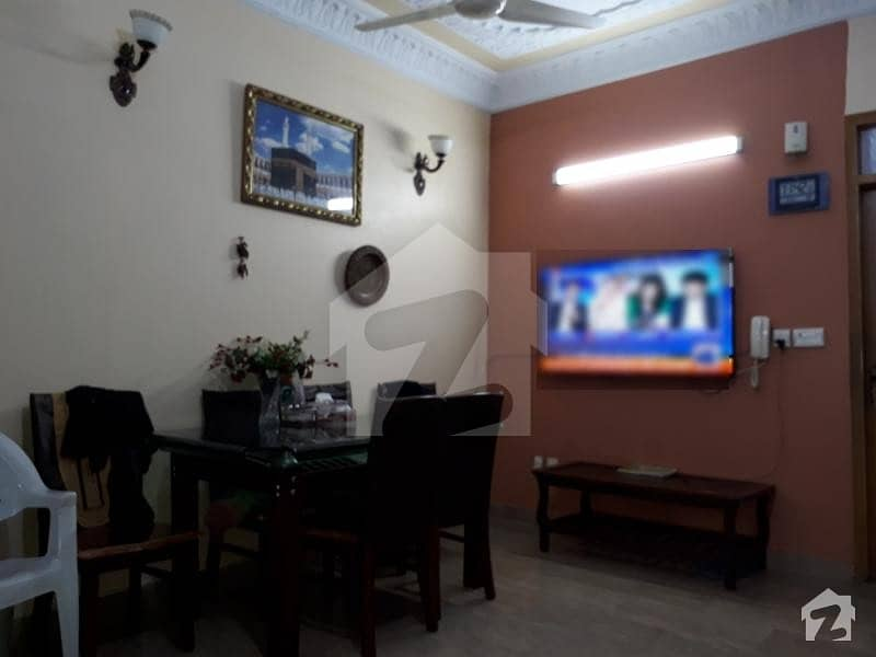 Owner Build 120 Sq Yd G+2 Bungalow  For Sale Near Babul Islam Masjid