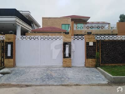 1 Kanal House For Sale In Hayatabad Phase 1 E1