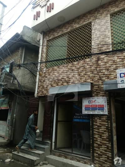 خیابانِ سرسید راولپنڈی میں 5 مرلہ دکان 21 کروڑ میں برائے فروخت۔