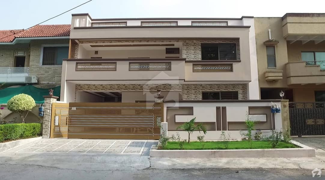 Beautiful Brand New House Is Available For Sale In I-8/4 Islamabad