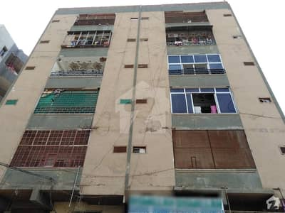Flat Available For Sale On Good Location