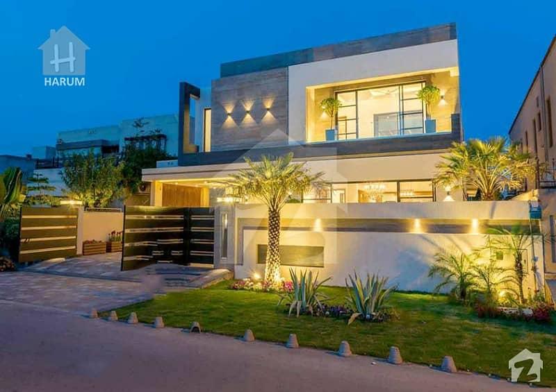 ڈی ایچ اے فیز 6 ڈیفنس (ڈی ایچ اے) لاہور میں 5 کمروں کا 1 کنال مکان 4. 3 کروڑ میں برائے فروخت۔