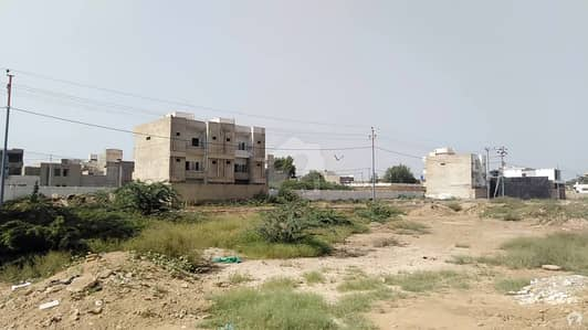 Residential Plot For Sale In Boundary Wall Society