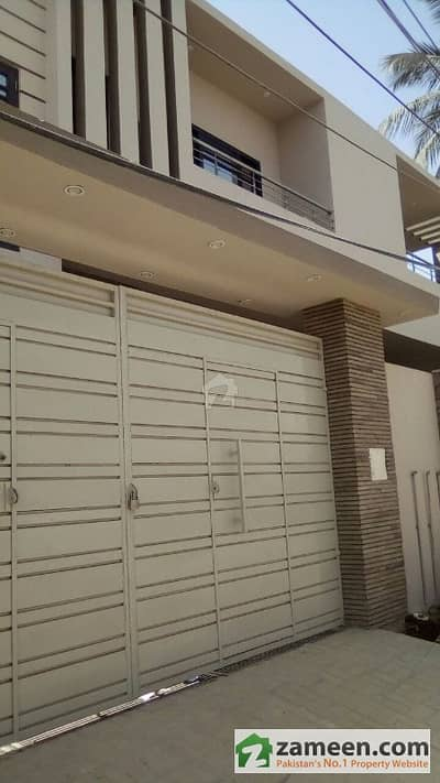 5 Beds Brand New 275 Sq Yd Town House With Basement For Sale