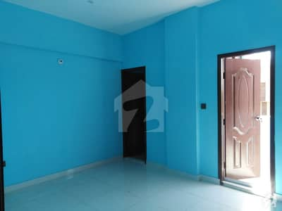 West Open 3rd Floor Flat Is Available For Urgent Sale