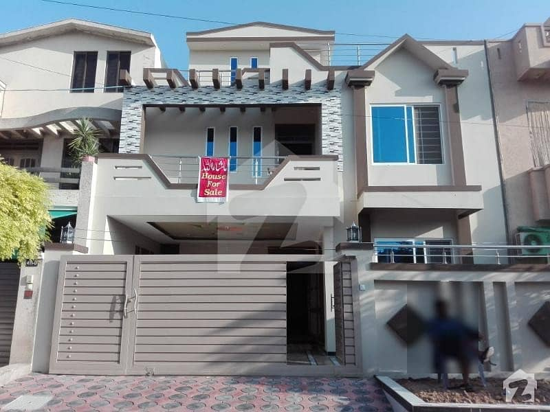 Double Storey House For Sale In Pwd Housing Society