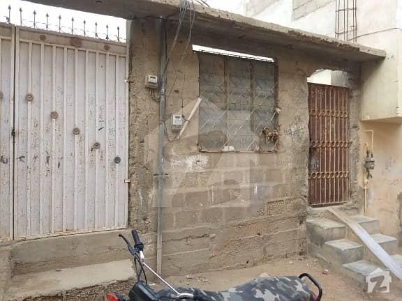 بختاور گوٹھ لانڈھی کراچی میں 4 کمروں کا 1 مرلہ مکان 75 لاکھ میں برائے فروخت۔