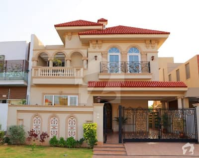 Syed Brothers Offers 10 Marla Brand New Beautiful Spanish Bungalow For Sale