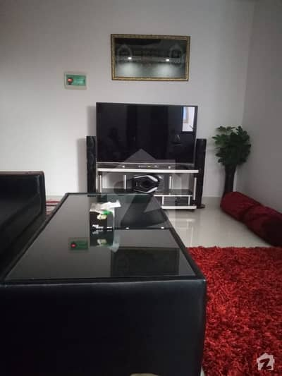 2 beds Full furnished apartment available for rent in citi housing jhelum
