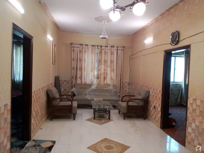 2nd Floor Apartment Available For Sale On Good Location