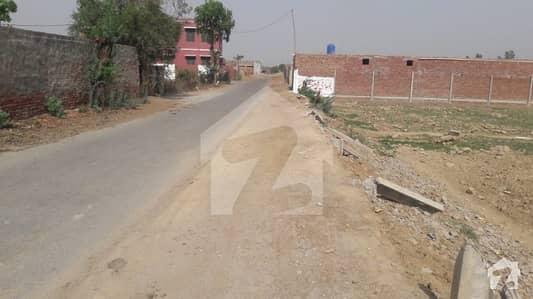 بیدیاں روڈ لاہور میں 10 کنال زرعی زمین 1.7 کروڑ میں برائے فروخت۔
