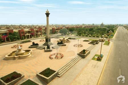 Most Reasonable 10 Marla Plot For Sale In Ghazi Block Bahria Town Lahore