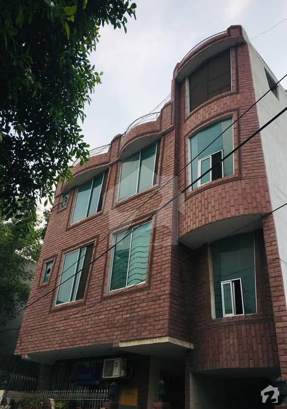 1100 Sq Ft Flat Ground Floor Corner Apartment Is Available For Sale
