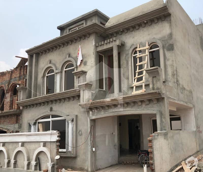 Bahria Town Rawalpindi: 5 Marla Rose Garden Under Construction House Available For
