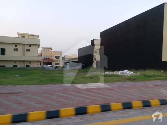 10 Marla Plot For Sale In Sector C1 Bahria Enclave Islamabad