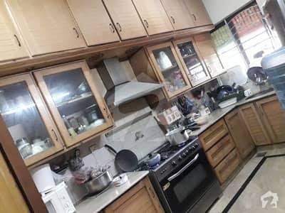 Near Allah ho chowk 12 Marla Marbled flooring double unit House Gated area