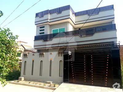 Fresh 8 Marla Double Storey House For Sale