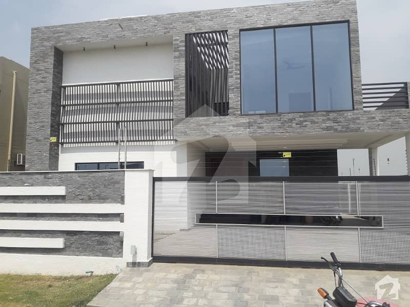 1 KANAL LUXURY BUNGALOW FOR SALE IN DHA PHASE 7