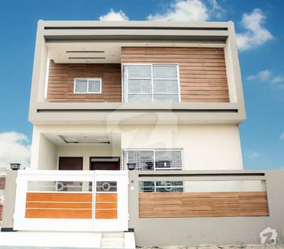 5 Marla Fcaing Park Villa For Sale In State Life Housing Society