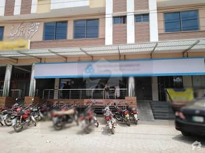 1.5 Marla Flat For Rent Qureshi Arched Plaza Main Khushab Road