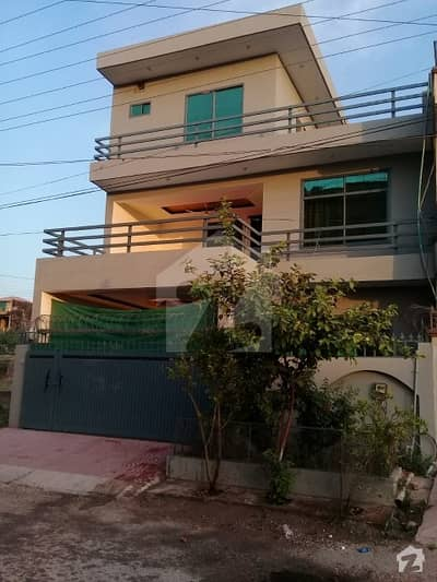 Double Unit Owner Build Solid Construction 8 Marla Double Unit In Airport Housing Society Ideal Location