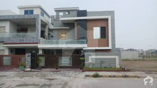 10 Marla Double Unit House For Sale Bahria Town Phase 8 Sector H