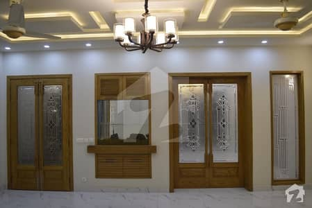 10 Marla Brand New House Rent In Bahria Town  Tulip Block