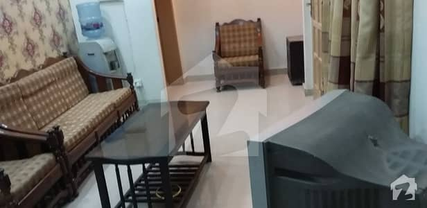 Fully Furnished Ground floor Flat For Urgent Sale In I-8-1