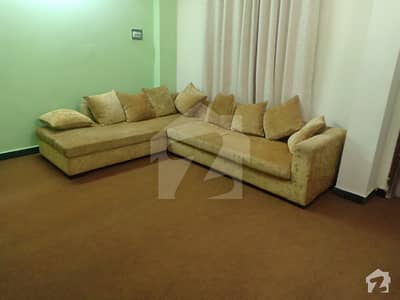 2beds simply furnished flat for sale in islamabad