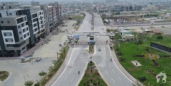 50x60 Commercial Plot For Sale Of Category Location In Block G Multi Gardens B7 Islamabad