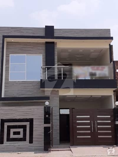 5 Marla Double Storey House Installment Is Available For Sale In Imran Homes Royal Orchard Multan