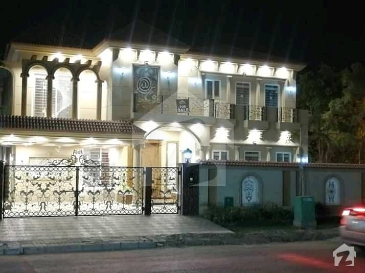 Brand New Corner 24 Marla Bungalow For Sale Located In Bahria Town  Shaheen Block