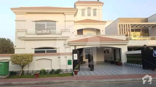 Brand New 20 Marla House For Sale Located In Bahria Town  Block Ghouri