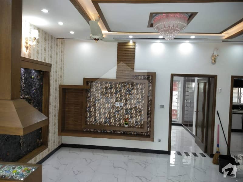 5 Marla Bran New House For Sale In Bahria Town  Block AA