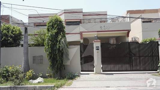 1 Kanal 4-bedroom's House For Rent