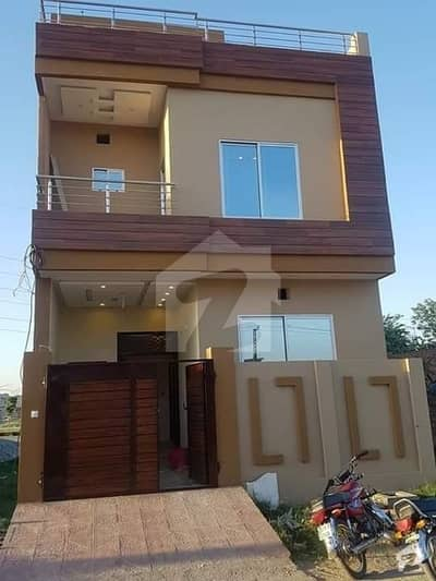 House for sale double stories beautiful location best options in lalzar