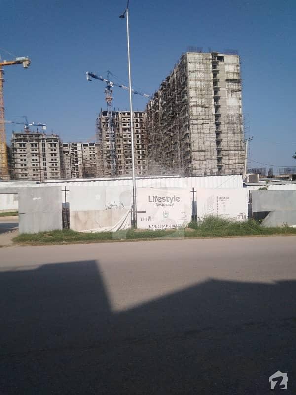 لائف سٹائل ریزیڈینسی جی ۔ 13/1 جی ۔ 13 اسلام آباد میں 3 کمروں کا 6 مرلہ فلیٹ 55 لاکھ میں برائے فروخت۔