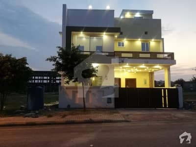 Sector H 5 Marla House For Sale Semi Corner 1 Marla Extra Land 2 Side Open