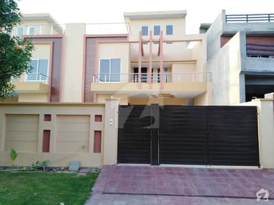 10 Marla House For Sale In Wapda Town Phase 1